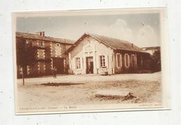 Photographie De Cp ,86 ,  CHAMPIGNY LE SEC , La Mairie - France