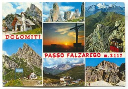 ITALY - PASSO FALZAREGO DOLOMITI - Trento