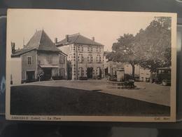 Ancienne Carte Postale - Ambierle - France