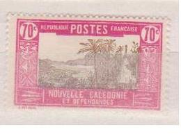 NOUVELLE CALEDONIE            N°  YVERT  :   151 A   NEUF AVEC  CHARNIERES      ( Ch 2/23  ) - Nueva Caledonia