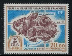 T.A.A.F. // 1996 // Poste Aérienne Timbre No.137 Y&T Neuf** MNH, île De L'Est - Corréo Aéreo