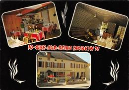 """¤¤  -   GYE-sur-SEINE   -  L'Hôtel """" A L'Etape Gastronomique """"  -  Multivues   -  ¤¤ - France"""