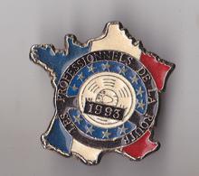 PIN'S THEME PROFESSIONNELS DE LA ROUTE - Badges