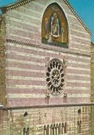 Foligno (Perugia) Basilica Cattedrale Di San Feliciano, Facciata Principale, The Cathedral, La Cathedrale - Foligno