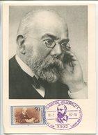 Robert Koch (Maximum Card) 1982 - Prix Nobel
