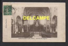 DD / 70 HAUTE SAÔNE / MONTAGNEY / INTÉRIEUR DE L' ÉGLISE / 1913 - Other Municipalities