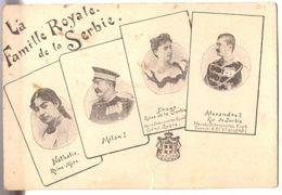 La Famille Royale De La Serbie - Persönlichkeiten