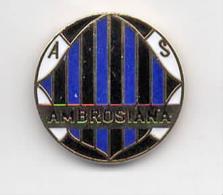Pqm1 A.S. Ambrosiana Inter Calcio REVIVAL FootBall Pin Italy Fascio Broches Pins Stifte Fußball Pasadores De Fútbol - Calcio