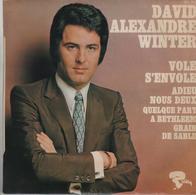 Disque 45 Tours DAVID ALEXANDRE WINTER - 1969 - Musique De Films