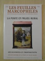 """LES FEUILLES MARCOPHILES : SUPPLÉMENT N° 314 """" LA POSTE EN MILIEU RURAL """" SERVICE POSTAL - Philately And Postal History"""