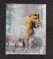 TIMBRE FRANCE..OBLITERATION RONDE... TBE...2010...FETE DU TIMBRE..N°4440.. - Francia