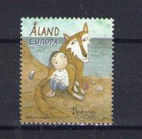 Aland. Europa 2010. Livres Pour Enfants - Aland
