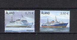 Aland. Paquebots 2010 - Aland
