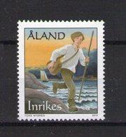 Aland. Les Messagers Postaux D'antan - Aland