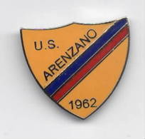 US Arenzao Genova Distintivi FootBall Soccer Pin Spilla Pins Italy Pisa - Calcio