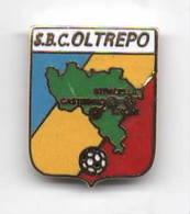 SBC Optrepo Broni Pavia Stradella Casteggio Distintivi FootBall Soccer Pin Spilla Pins Italy Pisa - Calcio
