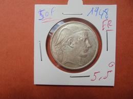 REGENCE 50 FRANCS 1948 FR ARGENT (A.7) - 05. 50 Francs