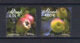Aland. Variétés De Pommes - Aland