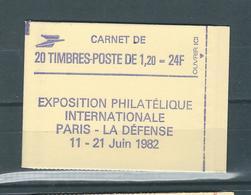 France Carnet 2101 C2 Neuf Fermé Cote 43 € - Lot 2 - Definitives