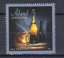 Aland. Gastronomie. Champagne - Aland