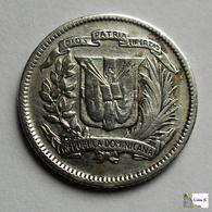 Dominican Republic - 10 Centavos - 1937 - Dominicaine