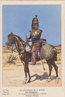 Uniformes Du 1er Empire  Cirassier Du 13eme Régiment ( Tirage 400 Ex ) - Uniformen