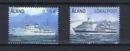 Aland. Bateaux De Croisiere - Aland