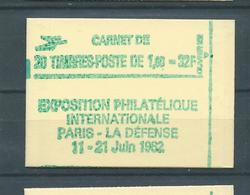 France Carnet 2155 C4 (ou C4a ?) Neuf Fermé Cote 22 € (ou 36 €) - Lot 3 - Usage Courant