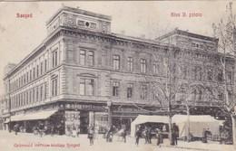 Hongrie - Szeged - Kiss D. Palota - Grünwald Hermann Kiadasa Szeged - Ungheria