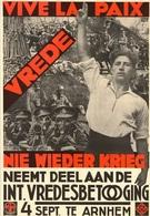 @@@ MAGNET - Vive La Paix, Nie Wieder Krieg, Vrede - Advertising