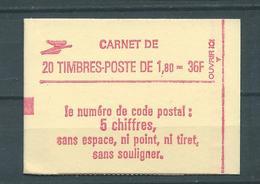 France Carnet 2220 C8 (ou C8a ?) Neuf Fermé Cote 19 € (ou 80 €) - Lot 2 - Usage Courant
