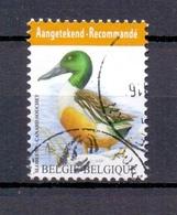 4537 SLOBEEND  GESTEMPELD 2015 - 1985-.. Birds (Buzin)