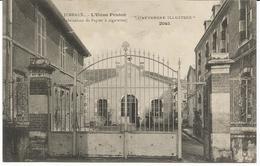 JUMEAUX *** L'usine Pradon *** Belle Cpa - France