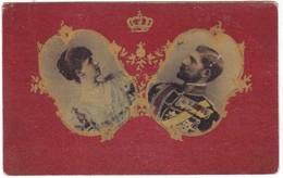 9968 Royalty, Romania Postcard Written Unused 1929, Possible Reprint !: King Ferdinand, Queen Maria - Familles Royales