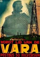 @@@ MAGNET - Wordt Lid Van De VARA - Advertising