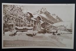 Mittenwald – Hotel Post, A. Irl, Unbenutzt - Mittenwald