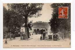 - CPA SURESNES (92) - Entrée Du Bois De Boulogne - Porte Et Pont De Suresnes - Le Mont Valérien - - Suresnes