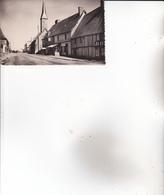 CPA 14 L'HÔTELLERIE ,le Centre Et L'église. (timbre N°854 ,au Dos.)1950. - Autres Communes