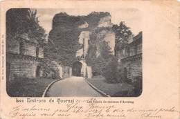 Antoing - Les Ruines Du Chateau D'Antoing - Antoing