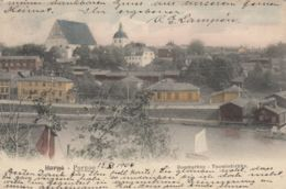 AK - (Finnland) - PORVOO - Tuomiokirkko 1904 - Finnland