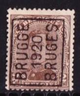Brugge 1920  Nr. 2533A - Precancels