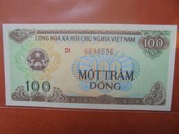 VIETNAM 100 DÔNG 1991 PEU CIRCULER/NEUF - Vietnam