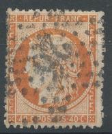 Lot N°49086  N°38, Oblit étoile Chiffrée 26 De PARIS ( Gare Du Nord ) - 1870 Siege Of Paris