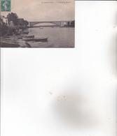 CPA 44 ,LES BORDS DE L'ERDRE ,Pont De La Jonnelière. (1914) - Nort Sur Erdre
