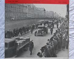 Illustration ( L') N° 5219 20 Mars 1943 Les Funérailles Des Victimes De Rennes - Journaux - Quotidiens