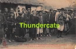 CPA VIETNAM VIET NAM TONKIN YEN THE GROUPE  COMPRENAMT LE BEAU PERE DU DE THAM - Viêt-Nam