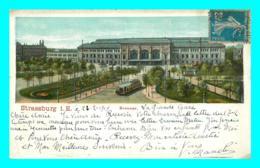 A763 / 501 67 - STRASBOURG Strassburg Bahnhof - Strasbourg