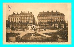 A763 / 333 44 - NANTES Place De La Petite Hollande Jardin D'Enfants - Nantes