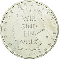 République Fédérale Allemande, 10 Euro, 2010, Proof, FDC, Argent, KM:290 - Allemagne