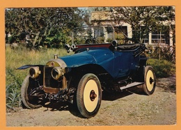 LICORNE 1914 – 7 CV Moteur 4 Cylindres – Publicité Trophirès – Laboratoires Roland-Marie SA - Cartes Postales